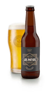 Los patios cerveza exclusiva personalizada. ibosim craft beers.