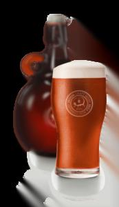 Growler Rosemary romero cerveza ibosim de tirador