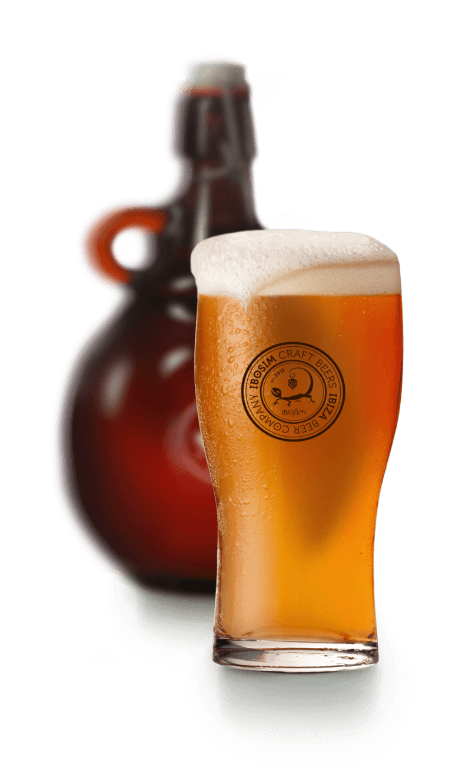 Growler IBZ Summer cerveza ibosim de tirador
