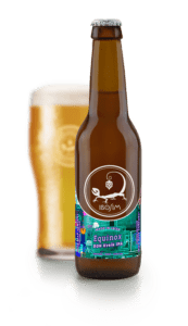 Ibosim Equinox DDH Kveik IPA. Ibosim Craft Beers. Brewery Port des Torrent Ibiza