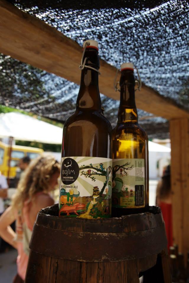 Cervezas Ibosim. Cerveza Ibiza