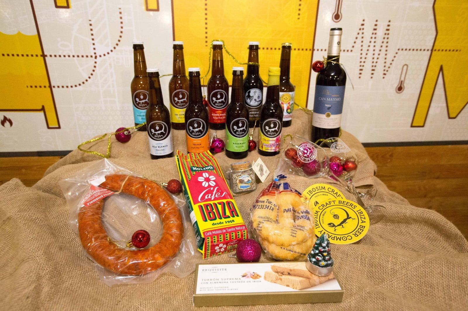 Pack Portes del cel navidad. Ibiza Beer Company. Ibosim Craft Beer