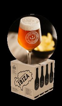 Cervezas Ibosim Cata en casa cerveza artesana