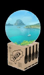 Pack Ibiza cervezas Ibosim